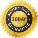 30-day money back gurantee