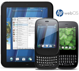 Connect to your Exchange Email with HP WebOS devices
