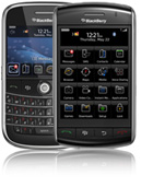 Stay in touch from the office or on the road wirelessly through your BlackBerry device