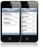 Get push email, calendar and contacts with Microsoft Exchange ActiveSync on your Apple iPhone